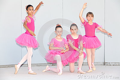 Ballet dance Editorial Stock Image