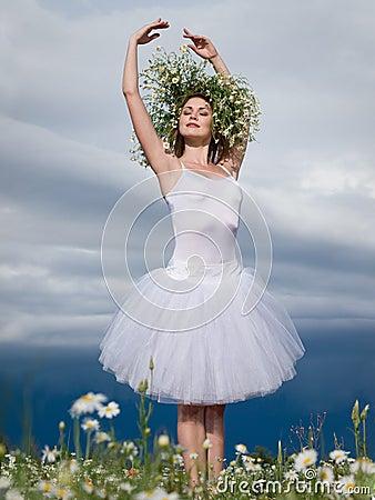 Free Ballet Dancer Royalty Free Stock Photos - 14626798