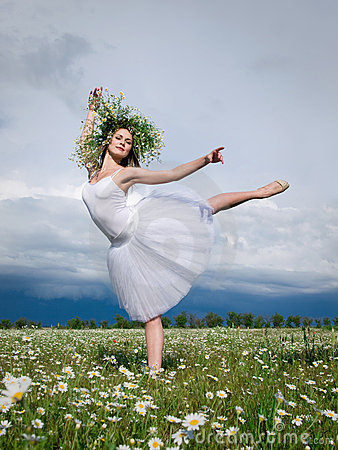 Free Ballet Dancer Stock Photo - 14626820