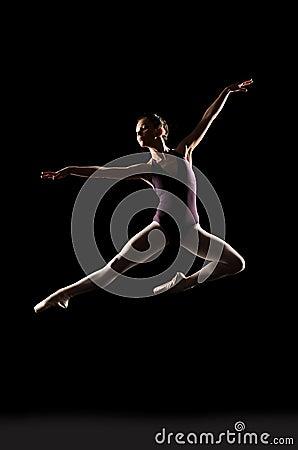 Free Ballet Dancer Royalty Free Stock Image - 39110376