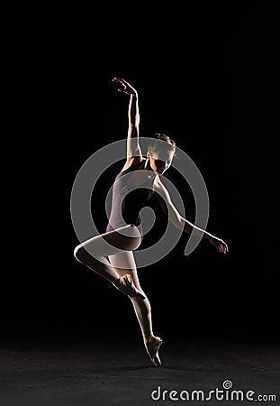 Free Ballet Dancer Royalty Free Stock Photos - 39110388