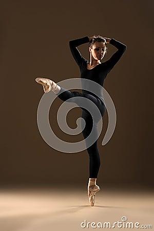 Free Ballet Dancer Stock Photo - 41425370