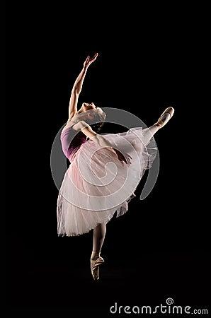 Free Ballet Dancer Stock Photos - 41425603