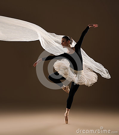 Free Ballet Dancer Royalty Free Stock Photography - 41425607
