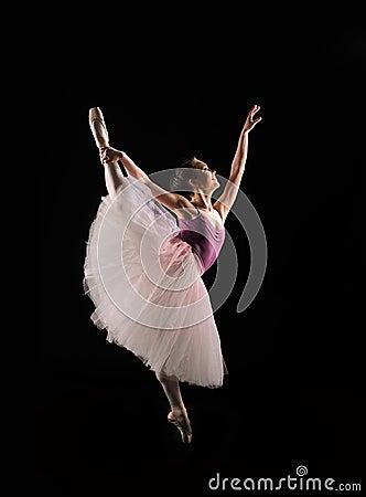 Free Ballet Dancer Stock Photo - 41425620