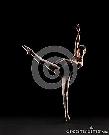 Free Ballet Dancer Stock Photos - 41425643