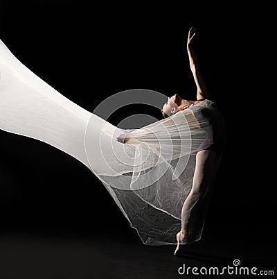 Free Ballet Dancer Stock Photos - 41425673