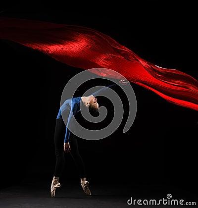 Free Ballet Dancer Royalty Free Stock Images - 41425729