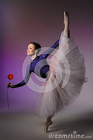 Free Ballet Dancer Stock Photography - 41425792