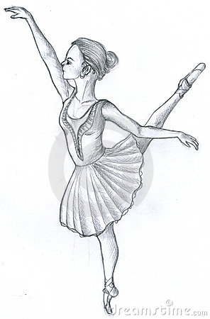 Ballet Dancer Royalty Free Stock Photography - Image: 7296537