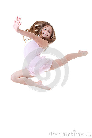 Free Ballet Dancer Leap Stock Photos - 29255013