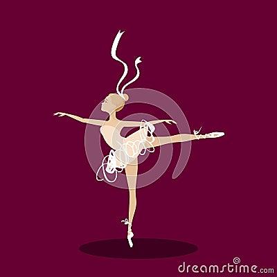 ballet dancers on stage - photo #32