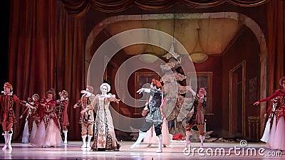 Ballet del cascanueces