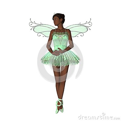 Ballet Faerie African American