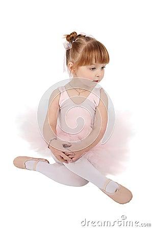 Free Ballet Girl Stock Photo - 36300280
