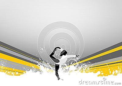 Ballet or Gymnastic