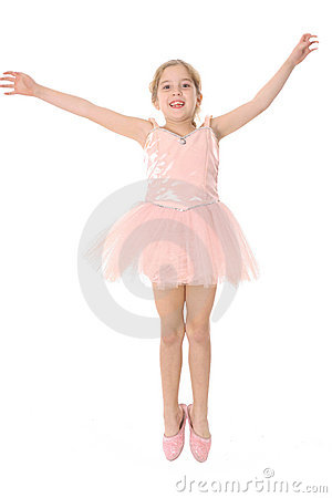 Free Ballet In The Air Royalty Free Stock Photo - 3842145