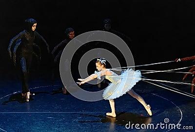 Ballet performance Editorial Photo