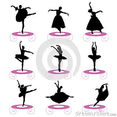Ballet set