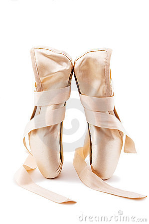Free Ballet Shoes 2 Stock Photos - 2101343