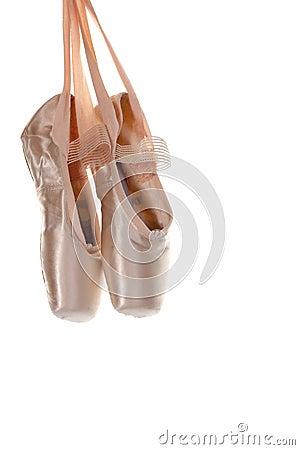 Free Ballet Shoes Stock Photos - 48260963