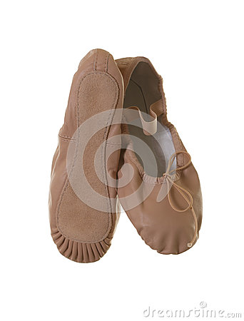 Ballet Shoes with Sole View