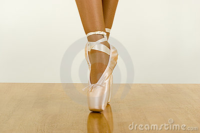 Ballet Workout With Using Pointers