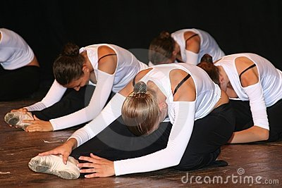 Ballet world