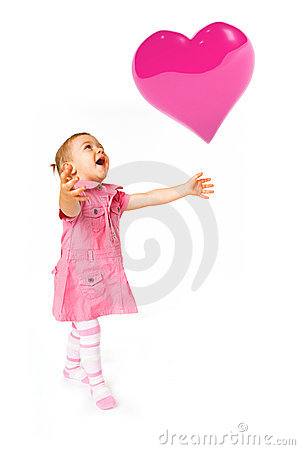 Ballon младенца милый