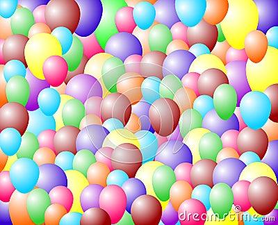 Ballon background