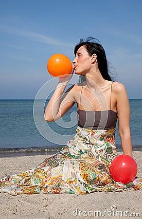 Ballon blow