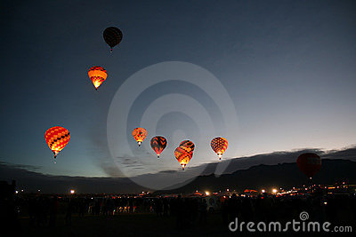 Ballon Fiesta 2007