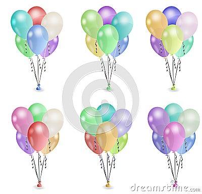 Balloon bouquet group 2