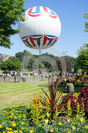 Balloon (Bournemouth, UK) Editorial Photography