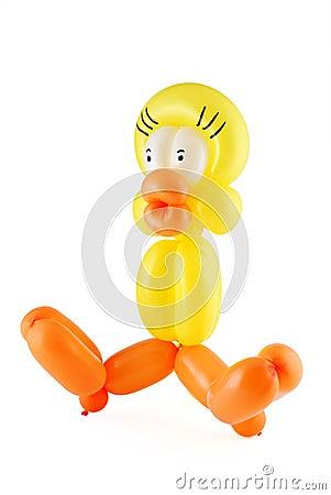 Balloon canary