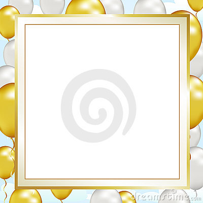 Balloon Up Frame