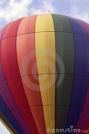 Balloon Closeup