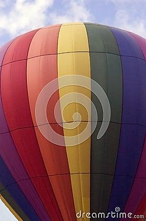 Balloon Closeup