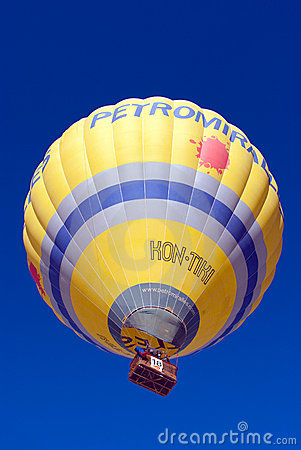 Balloon Festival Editorial Image