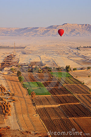 Balloon Filght at Valley of the Kings