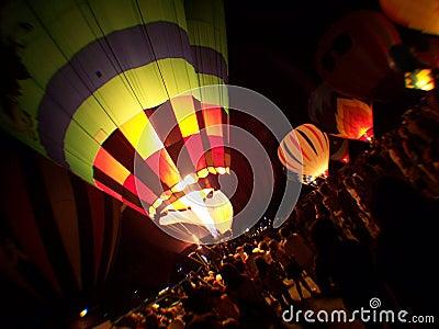 Balloon Glow 1