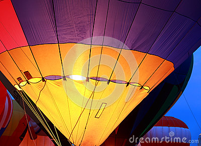 Balloon Glow at St. Louis