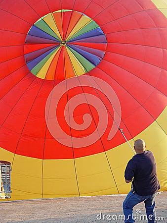 Balloon Hold