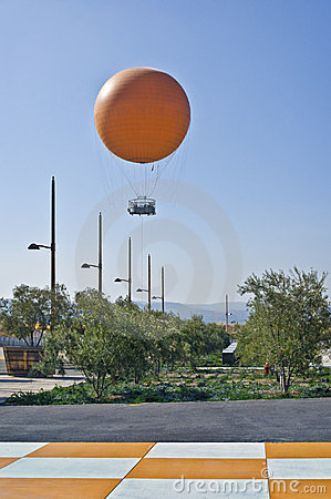 Balloon, Orange County Great Park, California