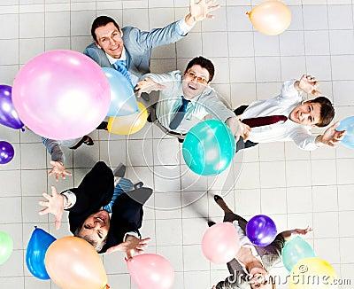 Balloon party