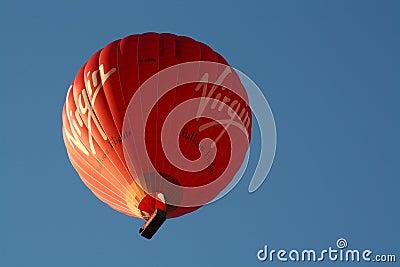 Balloon ride Editorial Photography