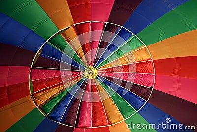 Balloon upclose