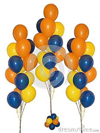 Free Balloons Stock Image - 114511