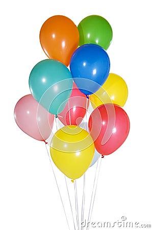Free Balloons Royalty Free Stock Image - 12893936