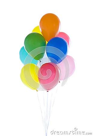 Free Balloons Royalty Free Stock Image - 12993006